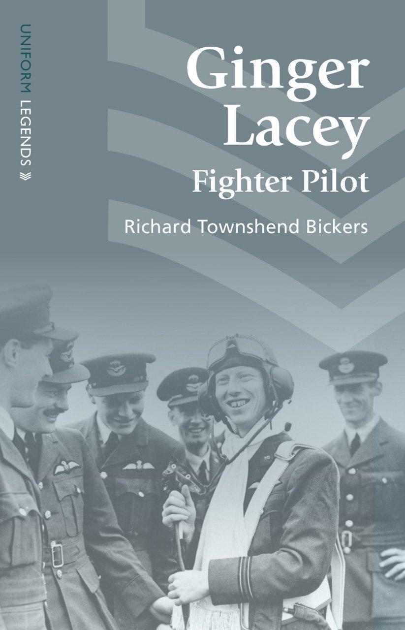 Ginger Lacey  Fighter Pilot  Uniform Legends