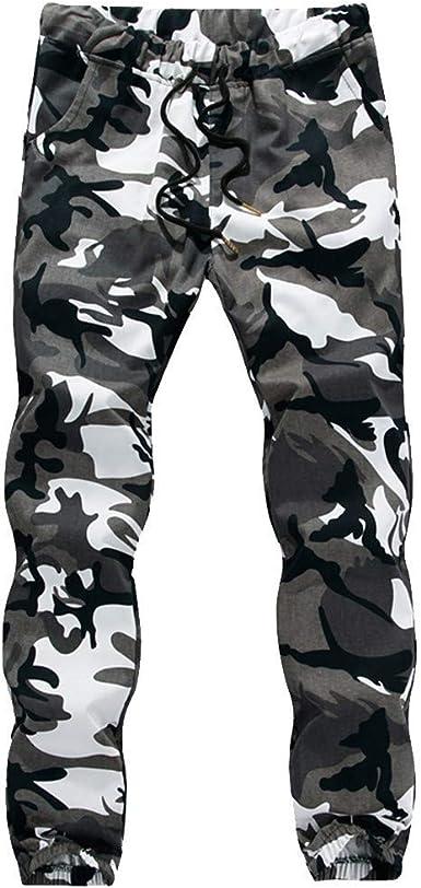 Overdose Pantalon Pesquero Hombre Pantalon Militar Hombre Pantalones De Corse Deportivos De Bolsillo Ocasionales Sueltos Para Hombres Pantalones De Jogging Amazon Es Ropa Y Accesorios