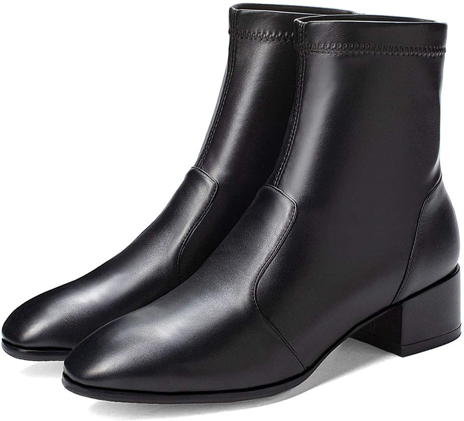 Amazon.com   DDDatian Ankle Boots for