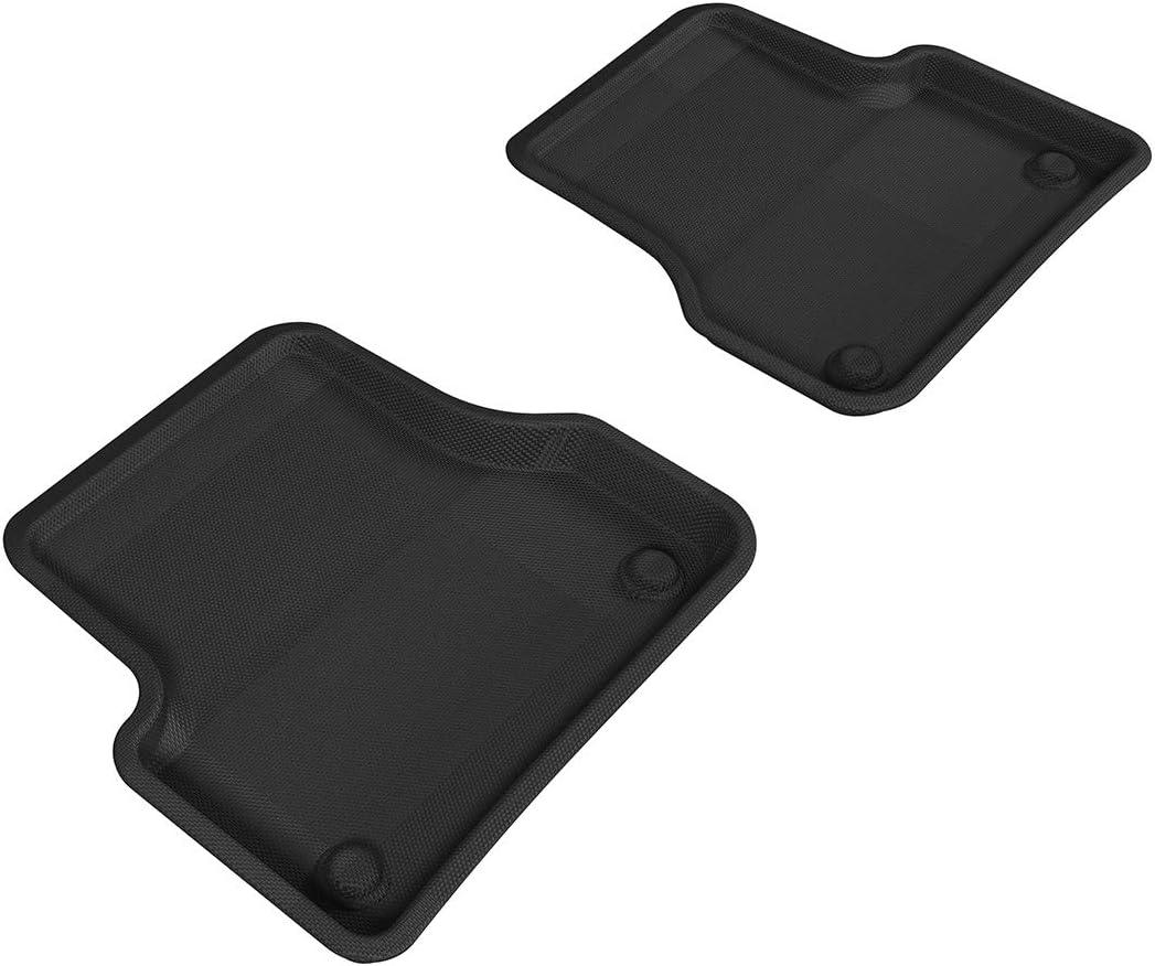 4007122 PantsSaver Custom Fit Car Mat 4PC Gray