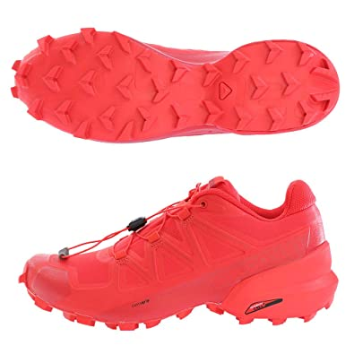 Salomon Speedcross 5 High Risk RedBarbados Cherry
