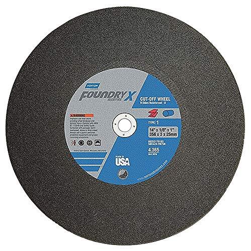 Norton 66253179193 Surface Grinding Wheels Size 14 x 1/8 x 1