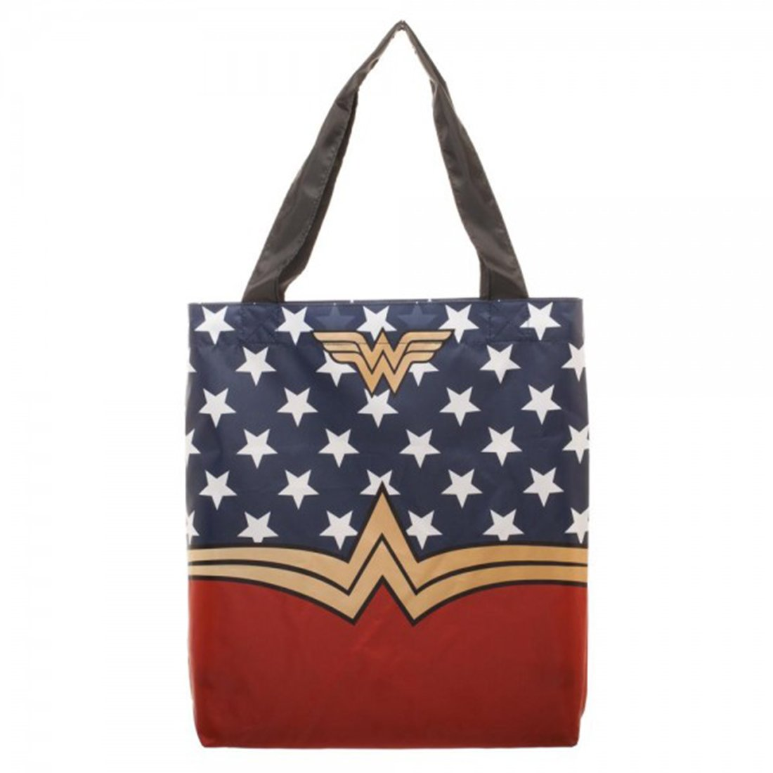 DC Comics Wonder Woman Packable Tote BioWorld