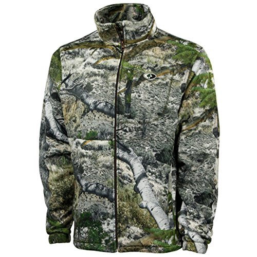 Mossy Oak Performance Full Zip - Jacket Mountain Boys Light
