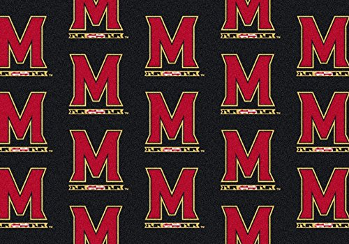 Maryland Terrapins NCAA Area Rug (7'8