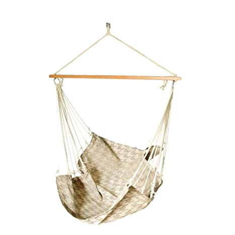 Slackjack Single Layer Fabric Swing (Beige)