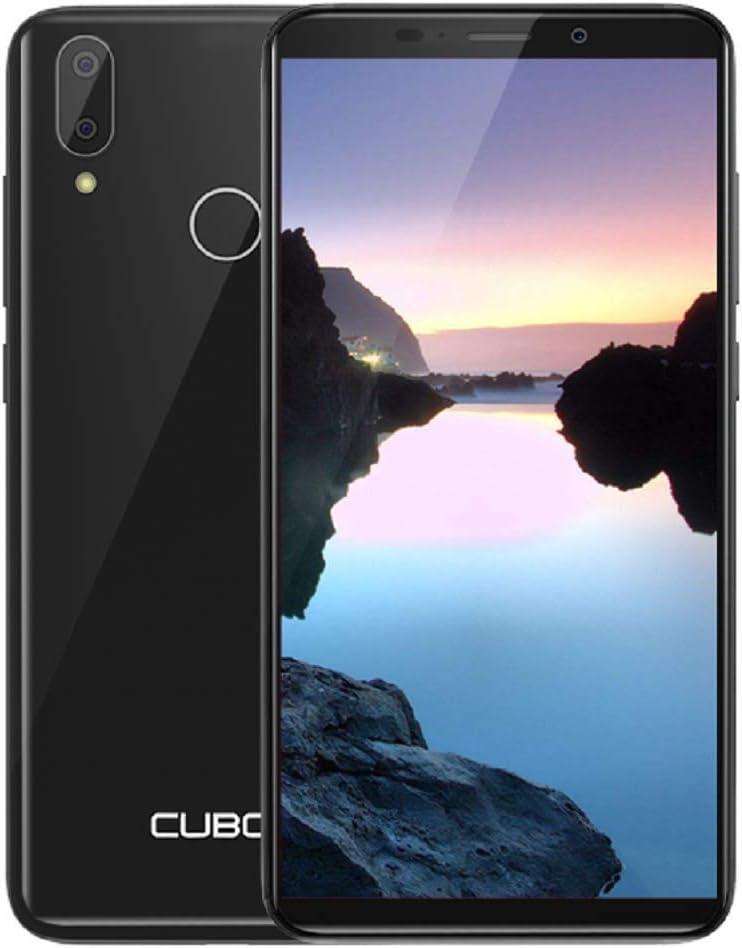 Cubot J7 16GB Dual-SIM Black EU: Amazon.es: Electrónica