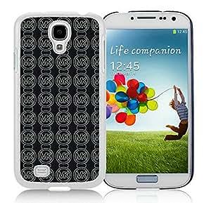 Fashion Custom Designed NW7I 123 Case M&K White Samsung Galaxy S4 Phone Case Cover S1 027