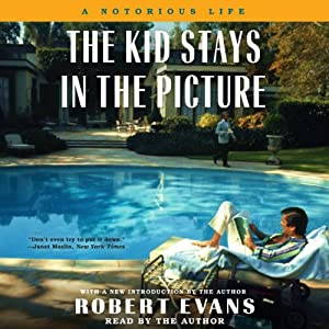 The Kid Stays in the Picture Audiobook