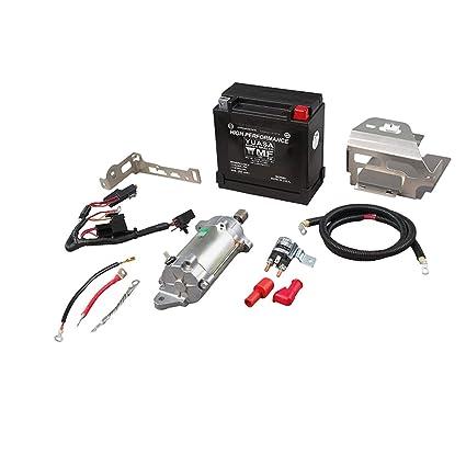 Amazon.com: Ski-Doo 860200627 Electric Starter Kit: Automotive on