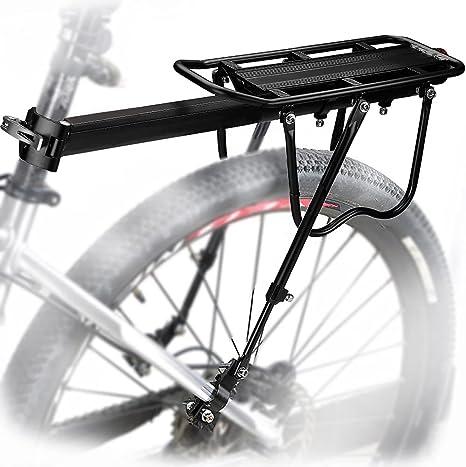 Vélo Mtb Coussin pour porte-bagages Vélo Porte-bagages selle 31.5 H8G7