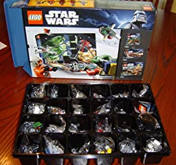 lego star wars advent calendar 2016 instructions