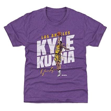 timeless design 20f6f e3751 Amazon.com : 500 LEVEL Kyle Kuzma Los Angeles Basketball ...