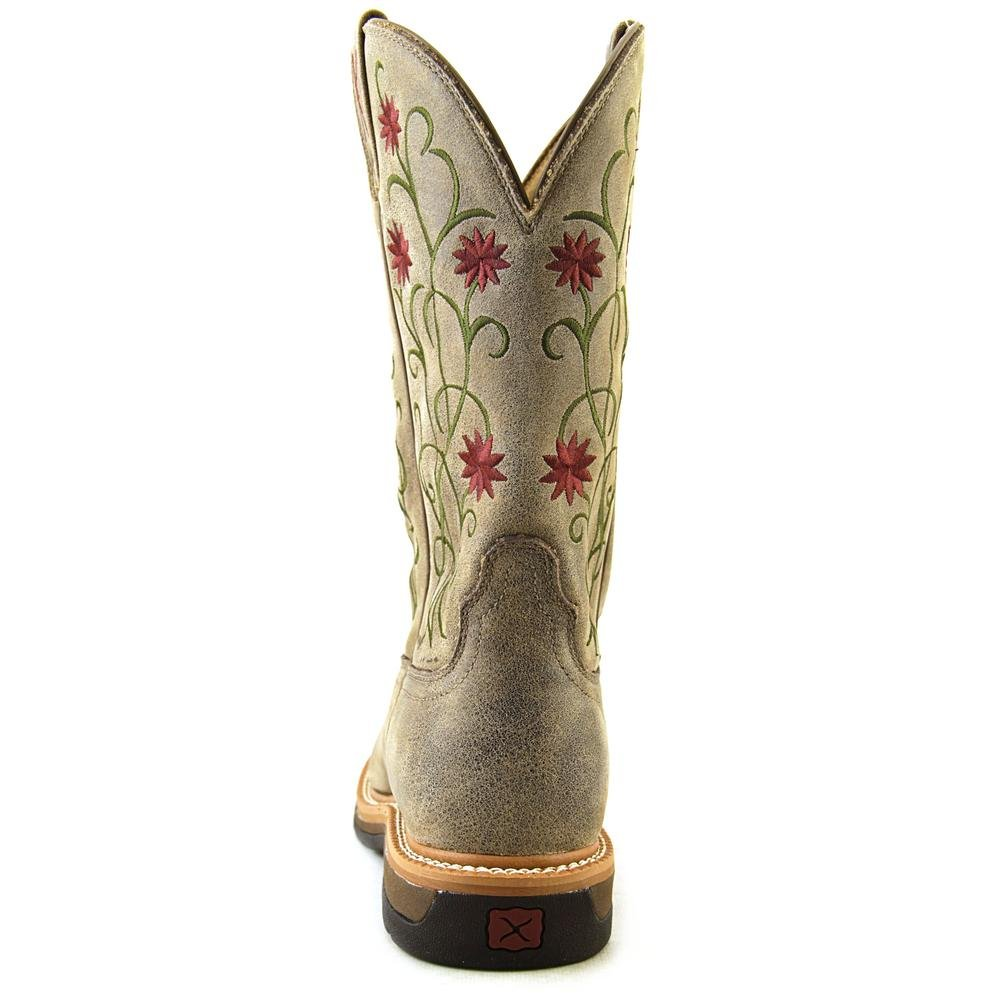 Twisted X Ladies Bomb Lite Cowboy Work Boots B005DIGYLS 9 B(M) US|Bomber