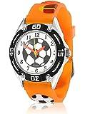 Regali di natale Bling Jewelry Orange Analog Multi Sport Kids guardare retro in acciaio inossidabile
