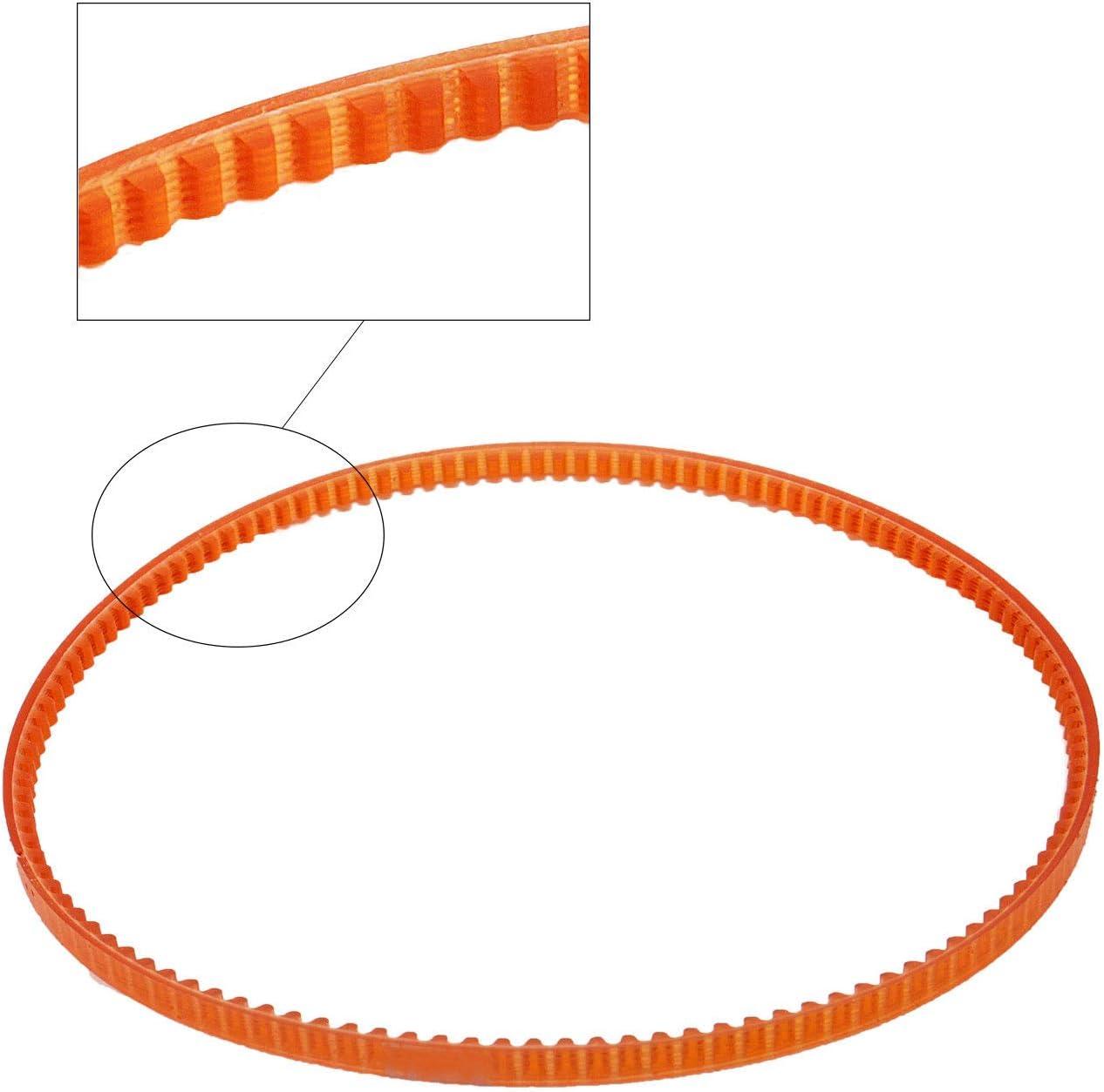 TM Brand 15-3//8 Lug Motor Belt for Home Sewing Machines #1538 Singer Cutex