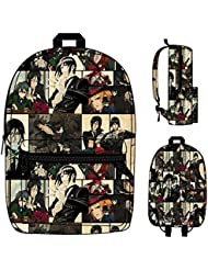 Backpack - Black Butler - Sublimated New School Bag bq2iewbla