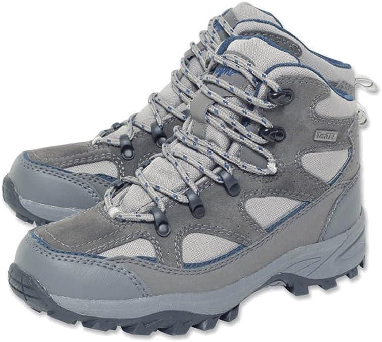 Crivit - Botas de Senderismo para Mujer Gris Gris 37, Color Gris, Talla 39 EU: Amazon.es: Zapatos y complementos
