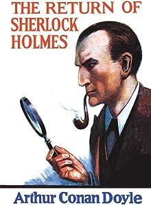 ArtParisienne The Return of Sherlock Holmes No. 2 Charles Kuhn 16x24-inch Wall Decal
