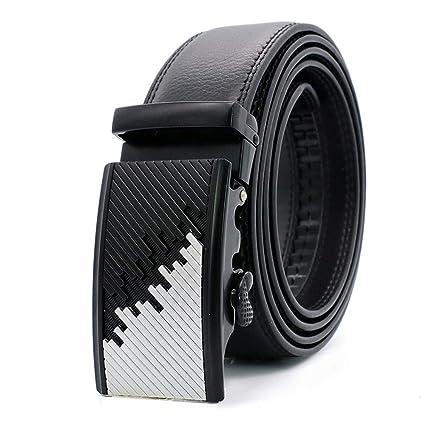 Cinturón de cuero para hombre Cinturón para hombreBelt Ideal ...