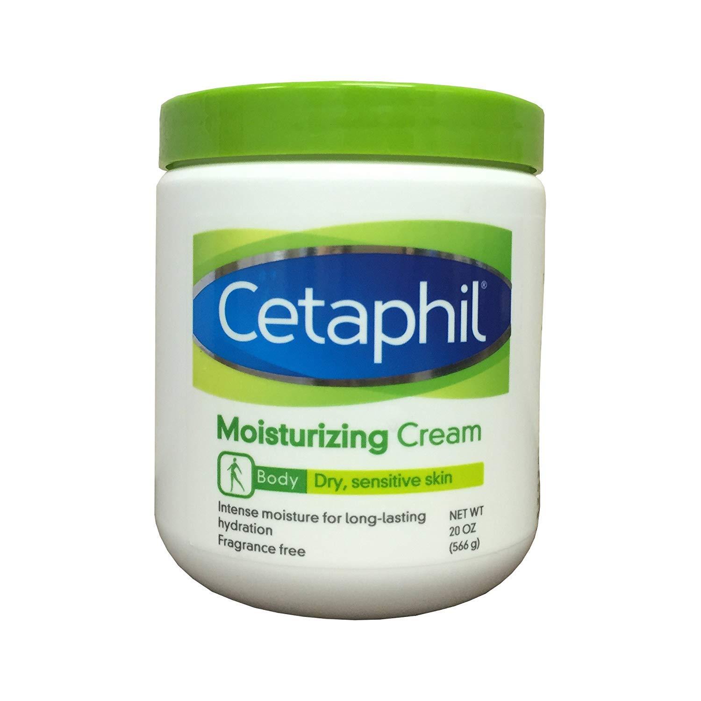 Cetaphil Moisturizing Cream 20oz ( Pack of 4)