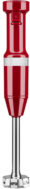 KitchenAid KHBV53ER Variable Speed Corded Hand Blender, Empire Red