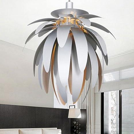 Moderno Creativo Lámpara colgante Metal Aluminio Coser Fruto de ...