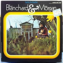 JACK BLANCHARD & MISTY MORGAN BIRDS OF A FEATHER vinyl record