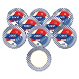 Dixie Ultra Paper Plates, 10 1/16 Inches, 176 Count (Pack of 8)