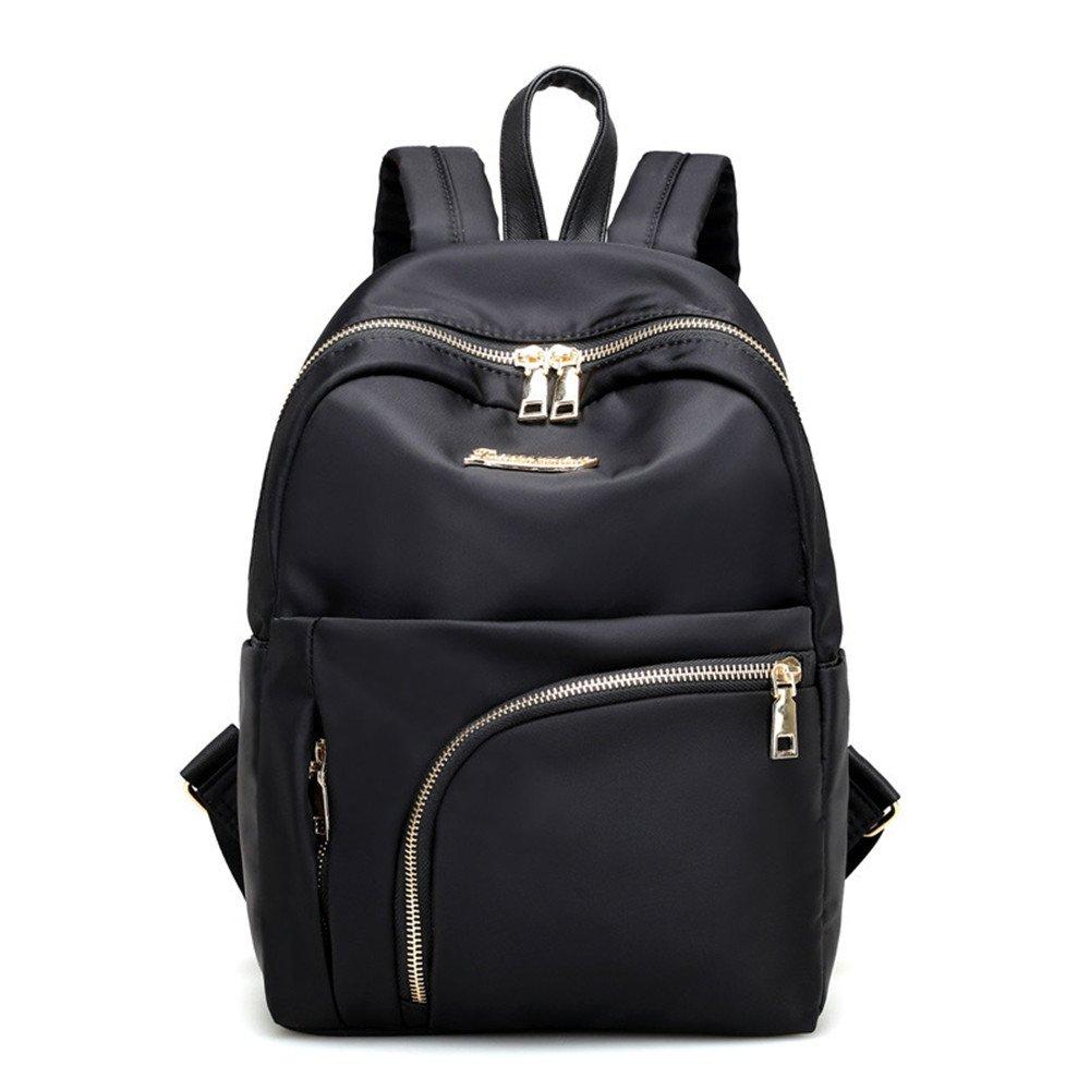 Bolsas de hombro doble hembra de de de nylon impermeable bolsa de viaje de ocio Elegante y versaacute;til mochila C 85cbec