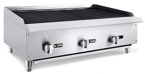 Amazon.com: Chefs Exclusivo CE771 - Escobillero de acero ...