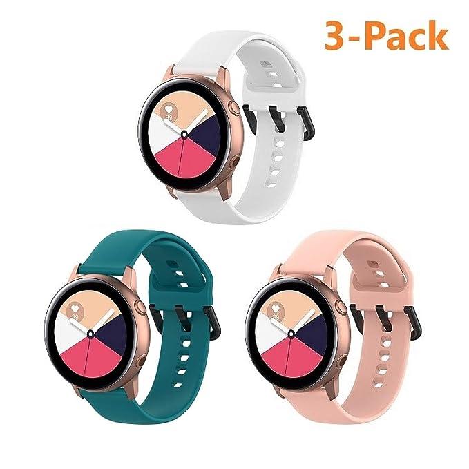 Compatible con Samsung Galaxy Watch Active by/Galaxy Watch ...