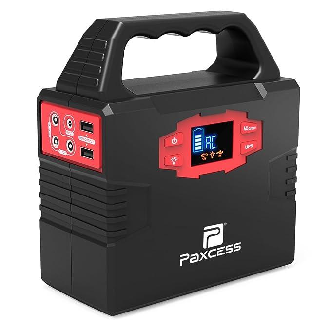 Review 100-Watt Portable Generator Power