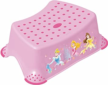 Disney Baby Princess Step Stool with Non Slip Feet  sc 1 st  Amazon UK & Disney Baby Princess Step Stool with Non Slip Feet: Amazon.co.uk: Baby islam-shia.org