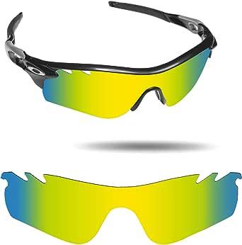 amazon com fiskr replacement lenses for oakley radarlock