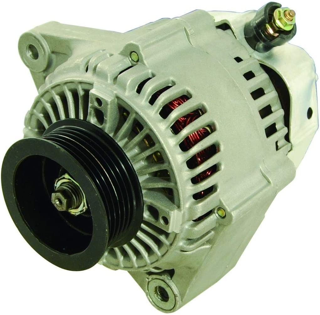 Amazon Com New Alternator Replacement For Honda Accord Dx Lx Ex 2 3l Acura Cl 2 3l 1998 2002 31100 Paa A01 13767 Automotive