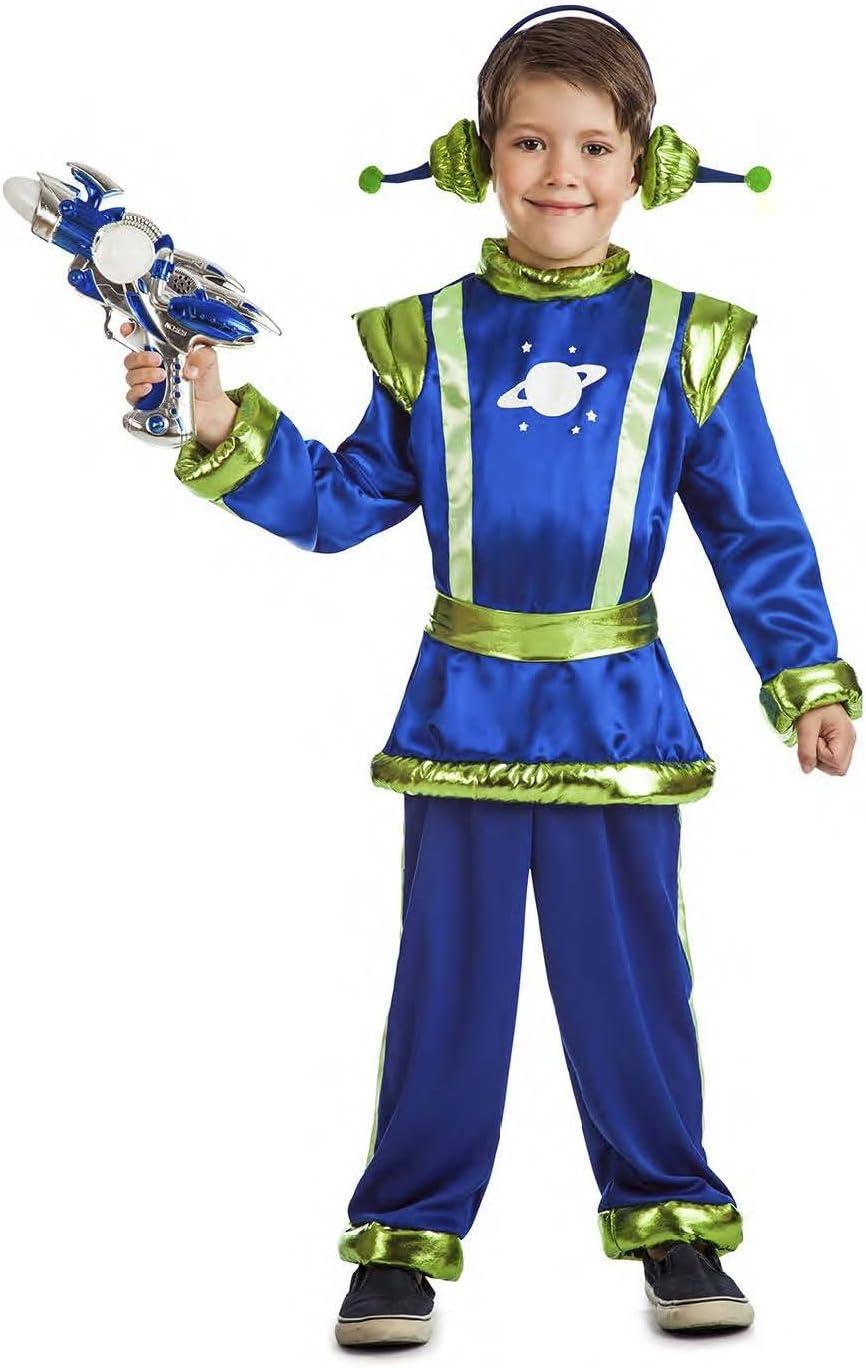 Disfraz Marciano 3-4 AÑOS-: Amazon.es: Juguetes y juegos