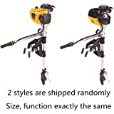 Sky® 4-stroke 1.4HP Superior Engine Outboard Motor Inflatable Fishing Boat(4-stroke 1.4HP)