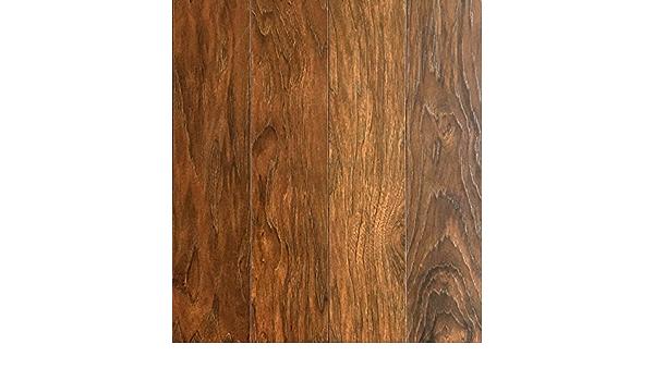 21.86 sq. ft.//case Balterio Suede Hickory 8mm Thick Premium European Laminate Flooring Made in Belgium