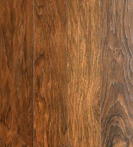 Balterio Suede Hickory 8mm Thick Premium European Laminate Flooring Made in Belgium (21.86 sq. (Wilsonart Laminate Cleaner)