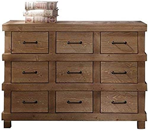 ACME Adams Antique Oak Dresser