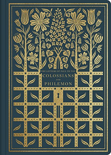 ESV Illuminated Scripture Journal: Colossians and Philemon by Crossway