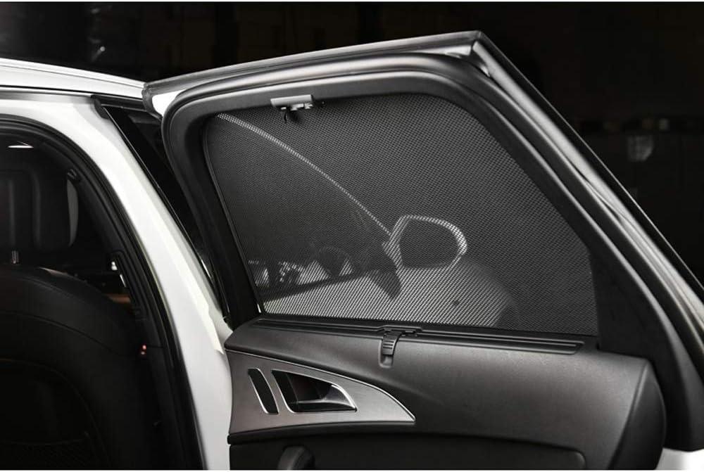 Car Shades SEA-TARR-5-A Satz Seat Tarraco 2019 Schwarz
