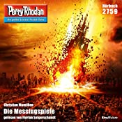 Die Messingspiele (Perry Rhodan 2759) | Christian Montillon