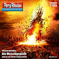 Die Messingspiele (Perry Rhodan 2759)