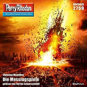 Die Messingspiele (Perry Rhodan 2759) Hörbuch