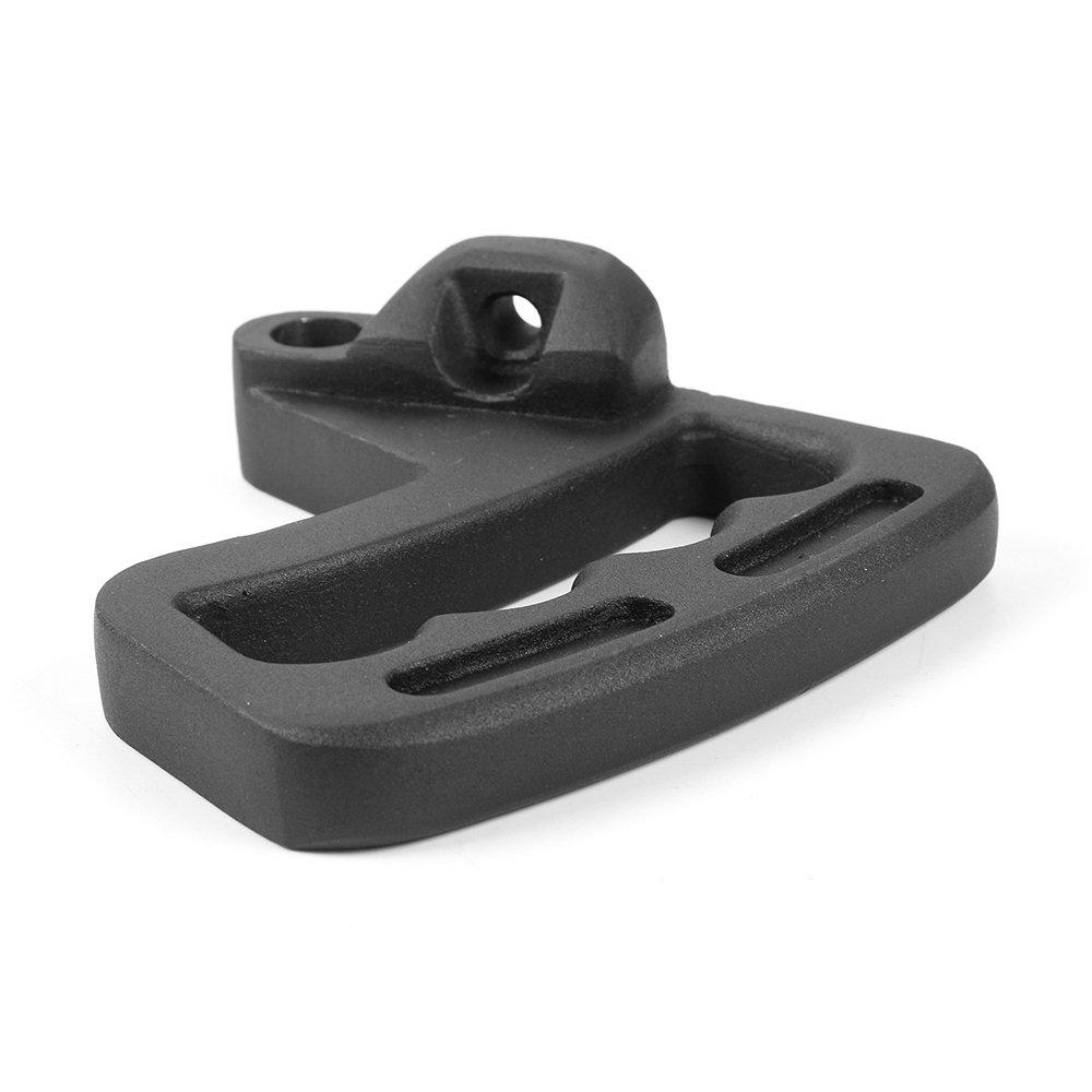 Front Handle, Black RT-TCZ Aluminum Grab Handle for Jeep Wrangler JK 2007-2017