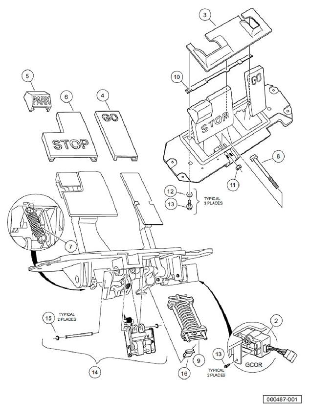 club car gcor wiring diagram wiring diagram 1997 Club Car Wiring Diagram club car gcor wiring diagram trusted wiring diagram onlineamazon pawl lock assembly fits club car