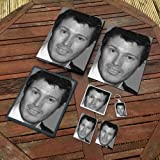 Nick Moran - Original Art Gift Set #js001 (Includes - A4 Canvas - A4 Print - Coaster - Fridge Magnet - Keyring - Mouse Mat - Sketch Card)