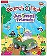 My First Search & Find Animal Friends (Children's Activity Book)